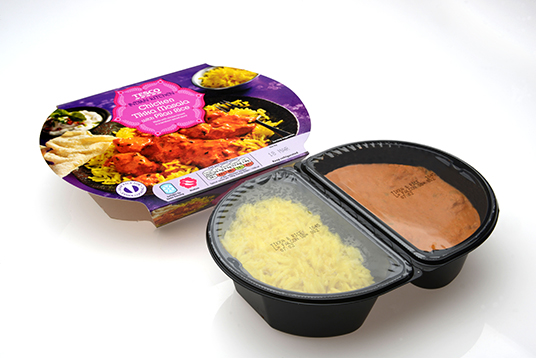 Tesco Food Containers